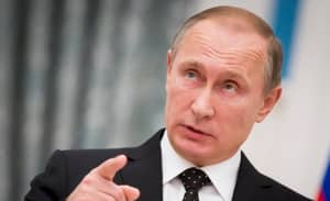 Vladimir Putin Responds To Andrei Karlov Killing