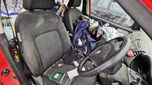 Garage Worker Refused To Give Car MOT Because It Was So Filthy