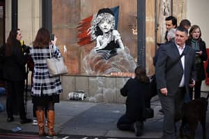 Advanced Scientific Method Claims To Have Finally Identified Banksy