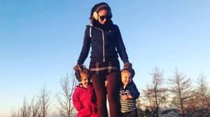Single Mum Has Faith In Humanity Restored After Stranger Posts £100 Through Her Door