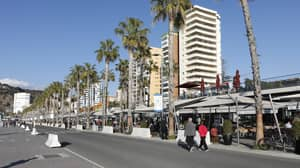 Bars On Spain's Costa Del Sol Could Open From 25 May