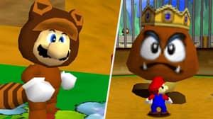 Massive 'Super Mario 64' Sequel Released Online By Devoted Modder