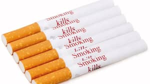 Plans For Health Warnings To Be Displayed On Individual Cigarettes