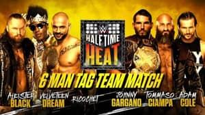WWE 'Half Time Heat' Will Return During Super Bowl LIII
