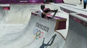 Tony Hawk Shows He's Still Got It At Tokyo Olympics Skatepark