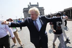 People Think Boris Johnson Is A Time-Travelling Prostitute