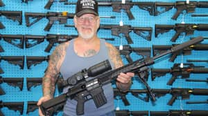 This American LAD Has Enough Weapons To Supply A Small Army