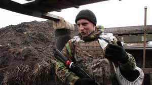 Ukrainian Soldiers Are Receiving 'Propaganda' Texts