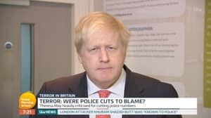 Piers Morgan 'Roasts' Boris Johnson Live, Comparing Paedophiles And Jihadis