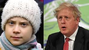 Greta Thunberg Changes Twitter Bio To Troll Boris Johnson