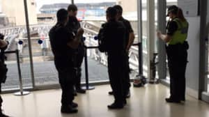 Cosplaying Gamer Sparks Armed Police Response At Birmingham Airport