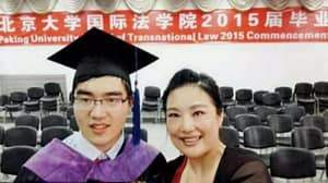 Mum Refused To Give Up Her Disabled Son At Birth - He's Just Got Into Harvard