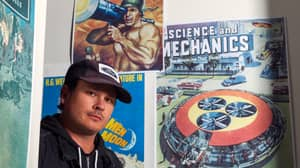 Tom DeLonge Claims He's Got A Big Alien Related Announcement To Make