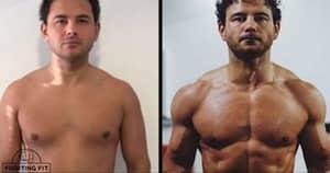 How 'Coronation Street' Star Ryan Thomas Transformed His Body In 12 Weeks