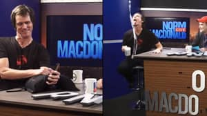 Jim Carrey Gives Yet Another Bizarre Interview