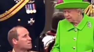 Queen Spotted Publicly Scolding Prince William Decades Apart