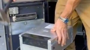 Lads Buy Old ATM Machine And Find $2,000 Inside