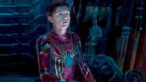 Tom Holland's Chilling Line In 'Avengers: Infinity War' Was Completely Improvised