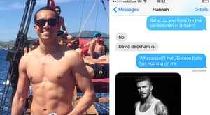 Lad Uses Simple Google Hack To Become 'Sexiest Man In Britain'