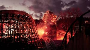 Why Is Wicker Man Rollercoaster At Alton Towers Closed?