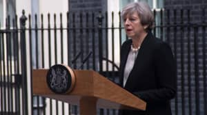 Prime Minister Theresa May Says Terror Threat Raised To Critical