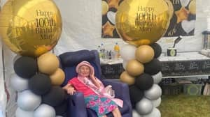 100-Year-Old Woman Shares Her Secrets To Living A Long Life