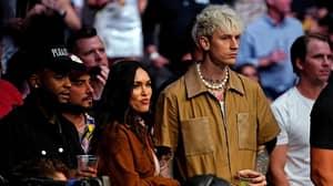 Machine Gun Kelly Finally Explains Why He Wears Megan Fox's Blood In Necklace