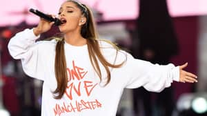 Ariana Grande Sends Message Of Love On Anniversary Of Manchester Attack