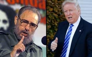 Donald Trump Has Released A Statement About Fidel Castro's Death