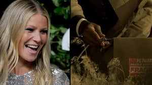 Gwyneth Paltrow Recreated The Best Scene From 'Seven' For Halloween