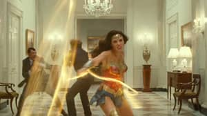 Trailer For Wonder Woman 1984 Has Dropped