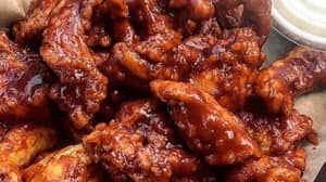 Rip Up A Snap Of Your Ex And Get Free Chicken Wings This Valentine's Day