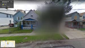 Why Has Google Maps Blurred Out This 'House Of Horrors' on Street View?