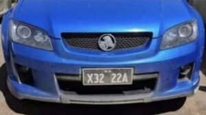 Hilarious Australian Number Plate X32 22A Goes Viral On Social Media