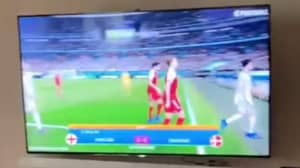 Man Watched A Whole Half Of FIFA Thinking It Was The Euros