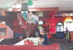 Picture Of 18-Year-Old Girl With Autism Celebrating Her Birthday Alone Goes Viral