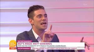 'Britain's Got Talent' Magician's Trick Goes Wrong On Live TV