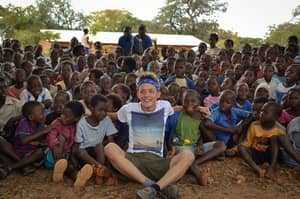 Meet The Lad Who's Helping To Build Schools For Underprivileged Kids In Malawi
