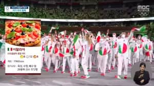 South Korean TV Channel Apologises For 'Inappropriate' Olympic Opening Ceremony Images