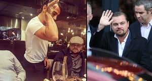 Salt Bae Seasoned Leo's Steak And We're Pretty Sure The Internet Is About To Explode