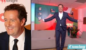 Piers Morgan Wore Heels On 'Loose Women' Because He Loves Attention