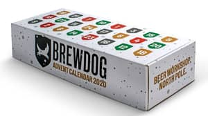 Brewdog Launches Christmas Advent Calendar Full Of Beer
