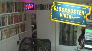 Man Is Creating Blockbuster Video Store Inside Own Home With Massive VHS Collection