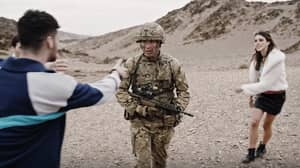 Army Targets Youth Lacking Self-Confidence In New Recruitment Advert