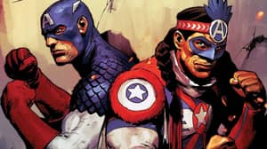 Marvel Unveils The First Native American Captain America