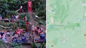 How To Find The I'm A Celebrity Australia Location On Google Maps