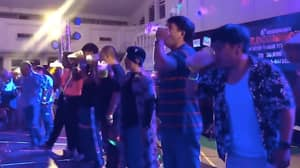 Man Collapses And Dies After Necking Two Pints In Drinking Contest In Thailand