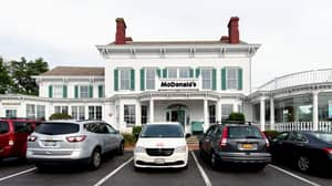 'McMansion' McDonald's Restaurant Is The Most Beautiful In The World