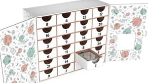 Company Is Offering A Gin Advent Calendar In Australia For Christmas