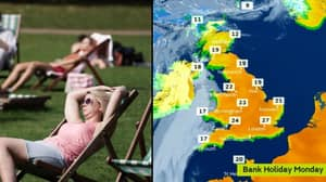 Hottest May Day In 40 Years Brings Misery For Hay Fever Sufferers
